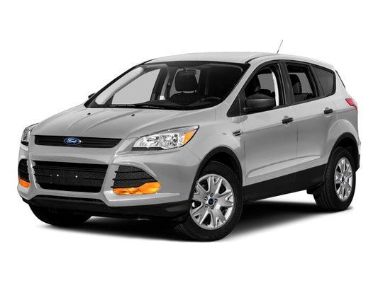 2017 Ford Escape Se In Tampa Bay Fl Crown Honda
