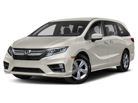 Honda Odyssey All Wheel Drive >> 2020 Honda Odyssey Ex
