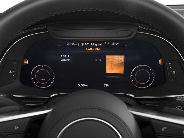 2017 Audi R8 Spyder V10 - Honda dealer in Tampa Bay FL – New and