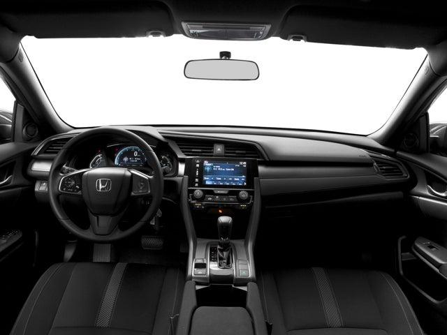 Good 2017 Honda Civic Hatchback EX In Tampa Bay, FL   Crown Honda